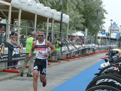 Nastavak nije bio puno bolji sa 14. mjestom na Challenge Rimini i 13. mjestom na Ironman 70.3 Barcelona