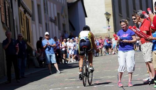 11. mjesto na Challenge Kraichgau, opet van top10 ali barem je trend uzlazan