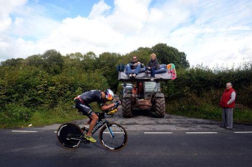 Dokaz da praćenje Ironman utrke ne mora biti naporno
